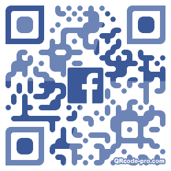 QR code with logo 2apX0