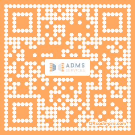 QR code with logo 2asy0