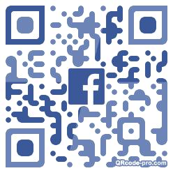 QR code with logo 2atR0