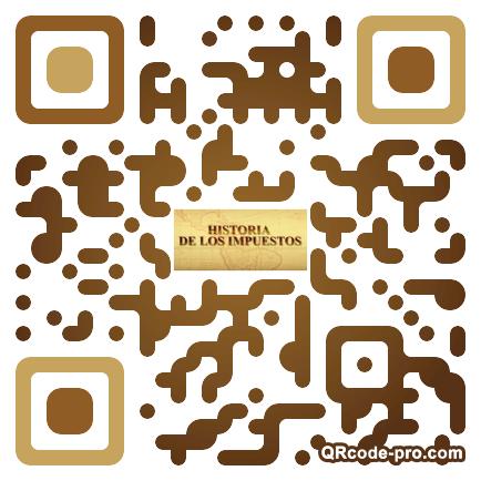 QR code with logo 2ati0