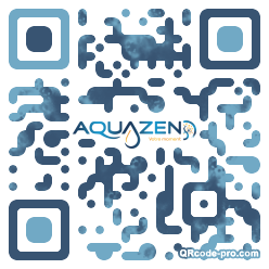 QR code with logo 2ayJ0