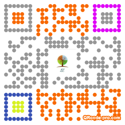 QR code with logo 2b2A0