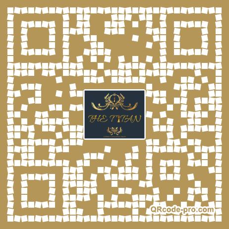 QR Code Design 2b4v0