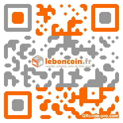 QR code with logo 2bDr0
