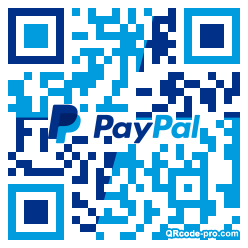 QR code with logo 2bML0