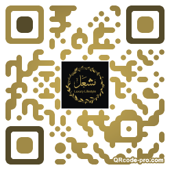 QR code with logo 2bMs0