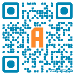 QR code with logo 2bPe0