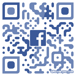 QR code with logo 2bS00