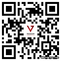 QR code with logo 2bSe0