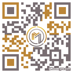 QR code with logo 2bb50