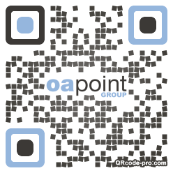 QR code with logo 2bb70
