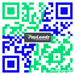 QR code with logo 2bd20