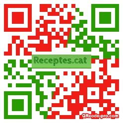 QR code with logo 2bd80