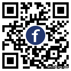 QR code with logo 2bgS0