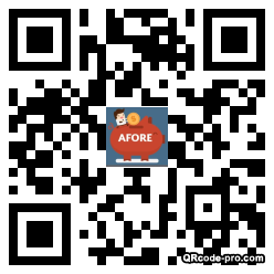 QR code with logo 2bh50