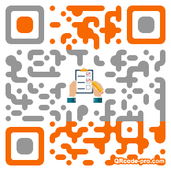 QR code with logo 2boh0