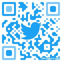 QR code with logo 2bqs0