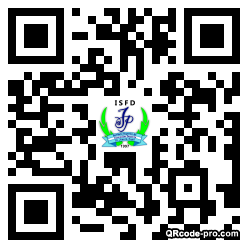 QR code with logo 2br90
