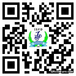 QR code with logo 2brc0