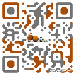 QR code with logo 2buF0