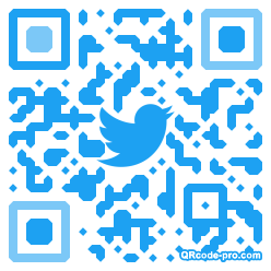 QR code with logo 2bug0