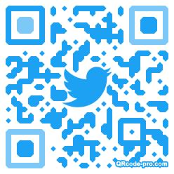 QR code with logo 2bug0