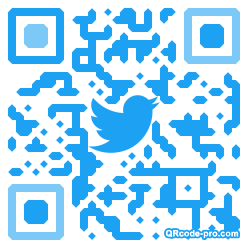 QR code with logo 2bwy0