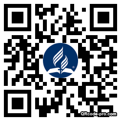 QR code with logo 2c8W0
