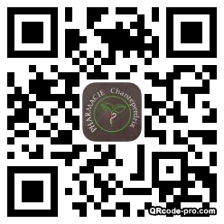 QR code with logo 2cEj0