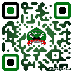 QR code with logo 2cHV0