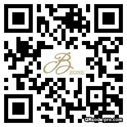 QR code with logo 2cNX0