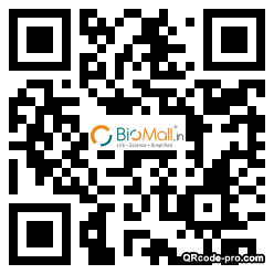 QR code with logo 2cUE0