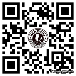 QR code with logo 2ceo0