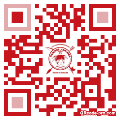 QR code with logo 2chJ0