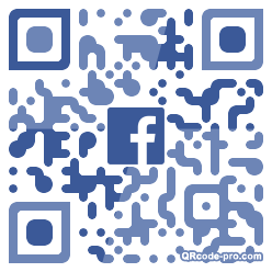 QR code with logo 2cos0