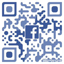 QR code with logo 2cpP0