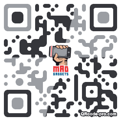 QR code with logo 2cpV0
