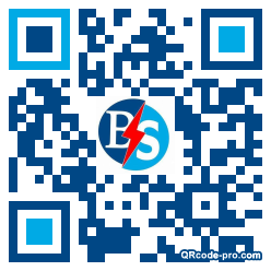 QR code with logo 2crT0
