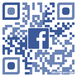 QR code with logo 2cw70