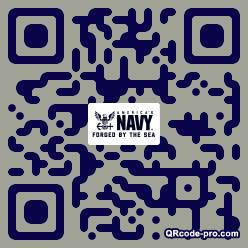 QR code with logo 2d140