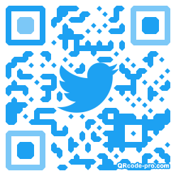 QR code with logo 2d3c0
