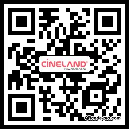 QR code with logo 2d7B0