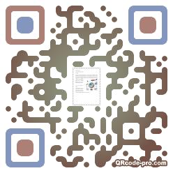 QR code with logo 2dBM0