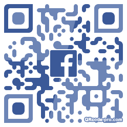 QR code with logo 2dBY0