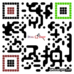 QR code with logo 2dCt0