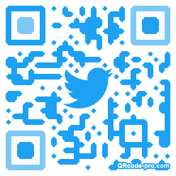 QR code with logo 2dF00