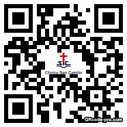 QR code with logo 2dJf0