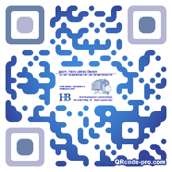 QR code with logo 2dN50