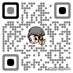 QR code with logo 2dPo0