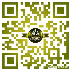 QR code with logo 2dTB0